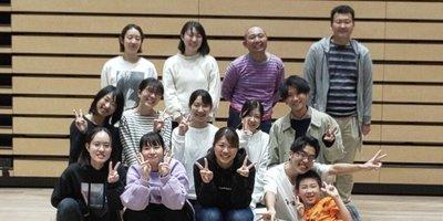 卒業公演無事終演致しました 期間限定劇団 座・神戸市民劇場
