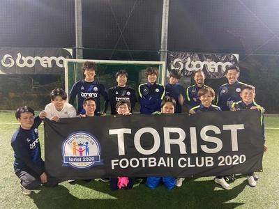 プロフィール TORIST  FC