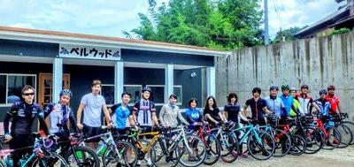 プロフィール|絶景のんびりサイクリング倶楽部