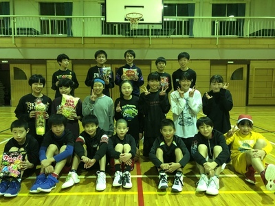 プロフィール|BACK BONE BASKETBALL CLUB