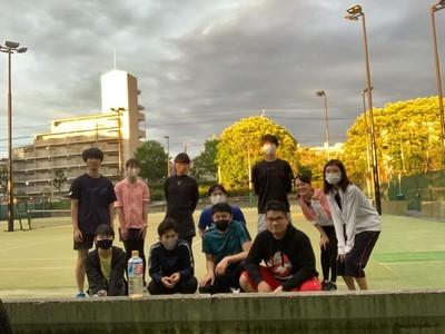 プロフィール|社会人テニスサークルNNB&TLL