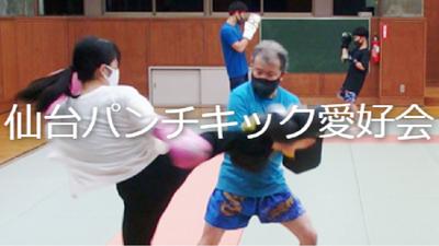 プロフィール|仙台パンチキック愛好会