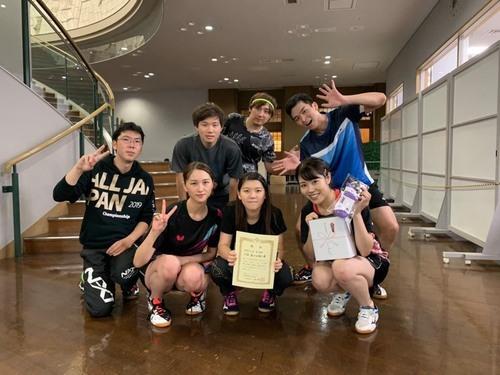 プロフィール|東京卓球練習会(社会人卓球サークル)