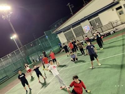 プロフィール|time硬式テニスサークル
